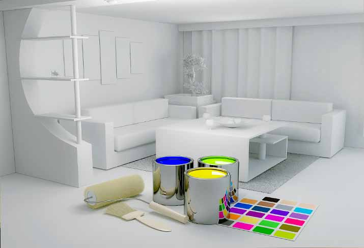 WHICH PAINT SHOULD I USE FOR MY HOME?